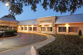 Raulerson Hospital Entrance